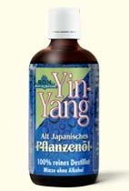 Yin-Yang ősi japán menta olaj