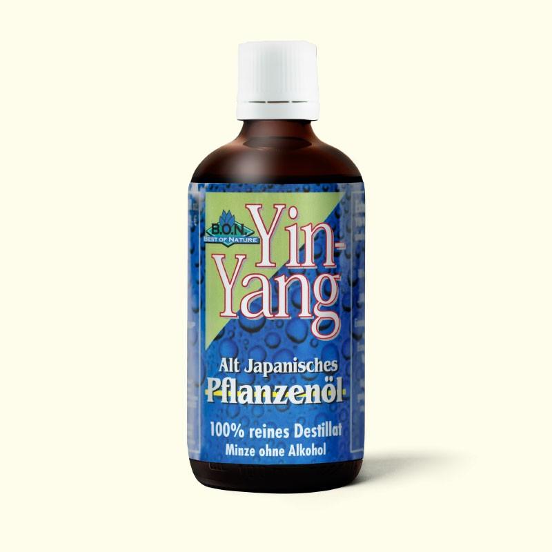 Yin-Yang ősi japán mentaolaj 50 ml
